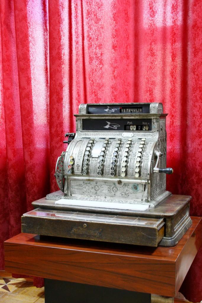 Аппарат кассовый механический фирмы «HATIOHAL»